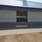 Actium Grande Rotating Composter in Bulding